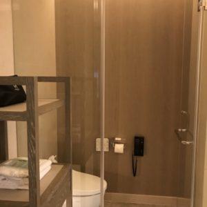 グランドメイフルホテル(美福大飯店)のトイレ。