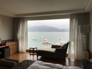 台湾SPAホテルの部屋