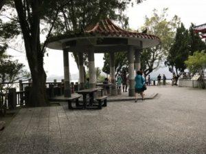 台湾日月潭の玄光寺を散歩しながら撮った写真④