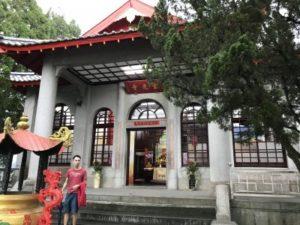 台湾日月潭の玄光寺を散歩しながら撮った写真②