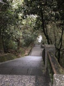 台湾日月潭の玄光寺を散歩しながら撮った写真③