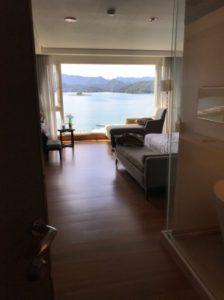 台湾SPAホテルの部屋の写真。