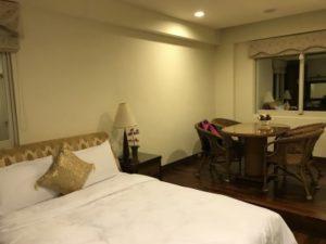 台湾九份にあるフォルモサ ・アルカディアン・ヴィラホテルの部屋
