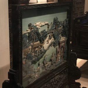 台湾故宮博物院で撮影した展示物⑩