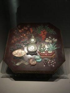 台湾故宮博物院で撮影した展示物11