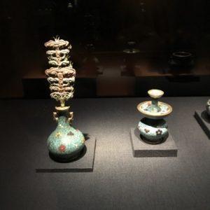 台湾故宮博物院で撮影した展示物④