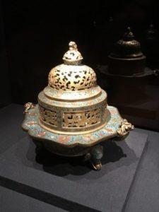 台湾故宮博物院で撮影した展示物②