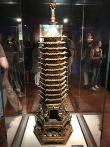 台湾故宮博物院で撮影した展示物⑨