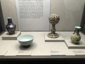 台湾故宮博物院で撮影した展示物⑤