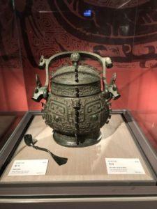 台湾故宮博物院で撮影した展示物⑦